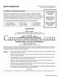 Lpn Job Description For Resume Sample Nurse Lvn Resume Resume Resume
