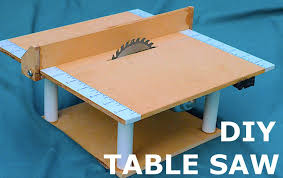 picture of diy 12v mini table saw