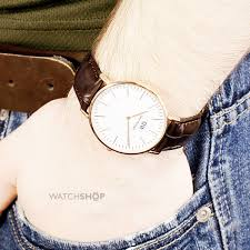 "men s daniel wellington york 40mm watch dw00100011 watch shop comâ""¢ nearest click collect stores"