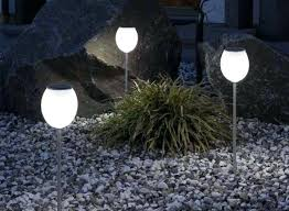 amazing garden lighting flower. Solar Garden Path Lights Best Light Lawn Led In Powered Amazing Lighting Flower
