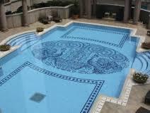 Piastrelle Antiscivolo Per Piscina : Piastrelle e mosaico per la piscina finitura