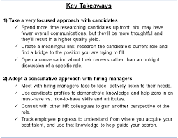 secrets of recruiters the best inmail response rates dowling takeaways blog