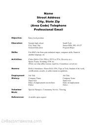 Resume Sample Resources Resume Examples Skill Examples Samples
