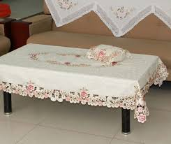 tablecloth coffee table cover coffee tables