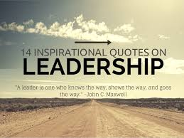 Motivational Leadership Quotes Delectable 48 Inspirational Quotes On Leadership