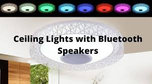 best color changing ceiling lights with