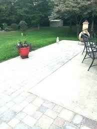 how much does it cost to pour a concrete patio patio cost per square foot superb