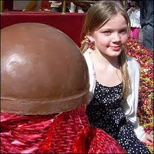 individually wrapped chocolates make the world s largest