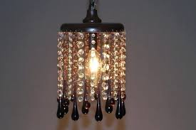 crystal chandelier beads enchanting bedroom with small crystal chandelier chic bedroom decoration with small dark brown