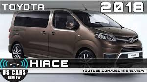 2018 toyota hiace.  toyota 2018 toyota hiace review in toyota hiace a