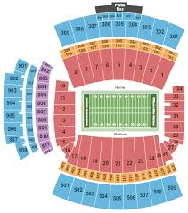 Punctilious University Of Alabama Football Seating Chart