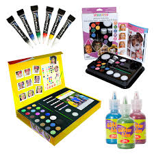 face painting kits for kids best 2018