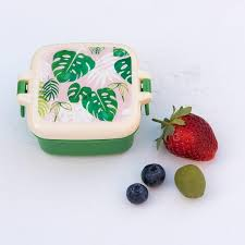 Tropical <b>Palm Mini</b> Snack Pot — Oh Happy Fry