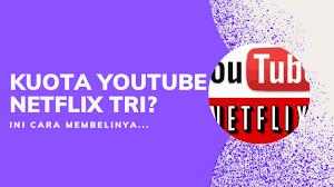 Kini, xl prioritas hadir dengan lebih banyak pilihan paket myprio plan dan bonus! Kuota Youtube Netflix Tri 3 Dan Cara Menggunakannya