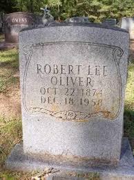OLIVER, ROBERT LEE - Calhoun County, Arkansas   ROBERT LEE OLIVER -  Arkansas Gravestone Photos