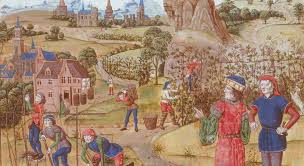 Image result for middle ages countryside