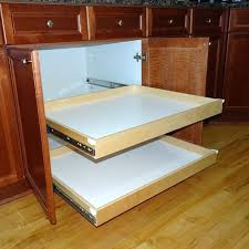pullout shelves double pull out shelf diy pull out shelves for cabinets