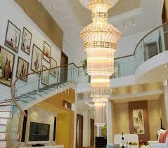 crystal chandelier for foyer huge 17 light hardware foyer empire crystal chandelier ideas for entrance halls