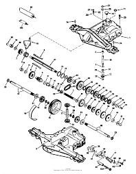 Simplicity 1692160 regent 12 5hp gear parts diagram for gear rh jackssmallengines mtd transaxle diagram