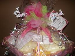 s baby shower gift baskets highlighting the mama taco towel tm