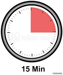 15 Min Timer Timer 15 Minuten Buy This Stock Illustration And Explore
