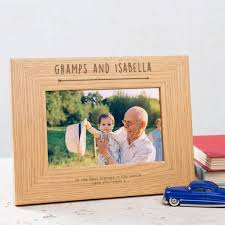 get ations personalized grandad photo frame best grandad gifts grandad gift ideas grandad personalized gifts