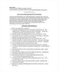 Sample Welder Resume Create My Resume Sample Welder Resume Templates