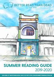 Bright Lights Big Kitty Poster Better Read Than Dead Summer Reading Guide 2019 2020 By