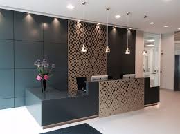 wall design ideas for office. Best Commercial Office Design Ideas Inspirations Reception Wall Gallery For