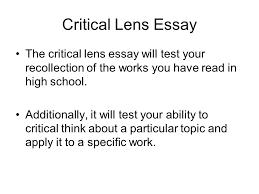 critical response essay format critical response essay  critical writing essay example essay example of critical essay how to write a texas format essay