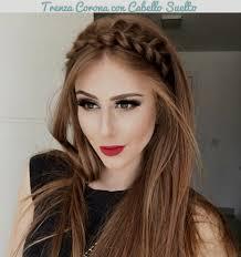 Peinados De Fiesta Con Trenza Excellent Aqu Imgenes De Elegantes