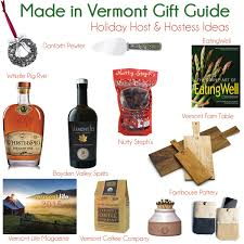 Hostess Gift Vermont Made Holiday Gift Guide Host Hostess Gifts Travel