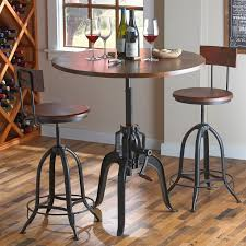 Leather Seat Bar Stools Tags : black leather bar stools steampunk ...