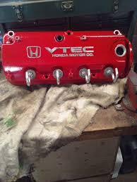 Coat Rack Part Im not a Import guybut I picked a valve cover up at PullAPart 27