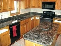 agreeable countertop finishes and countertop coating ultra clear waterproof 33 concrete countertop