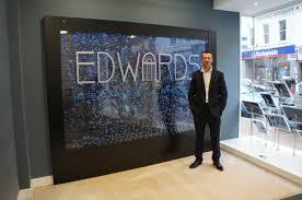 estate agent office design. Bubble Wall Edwards Estate Agents Agent Office Design E