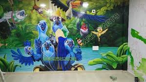 Small Picture Artist in chennaivellorepondicherry kids wall designer