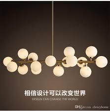 north europe led creative modo dna pendant light 16 18 globes glass pendant lighting blown glass chandelier led lighting fixture pendant lamp modern ceiling