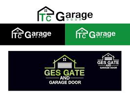 entry 110 for garage door company logo design