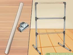 image titled make a ladder golf game step 3