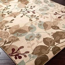 country style area rugs living room home design ideas within for large rug with leaves french