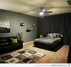 Bedroom Designs For Guys Cool Bedroom Designs Blue Is The Warmest - Cool bedroom decorations
