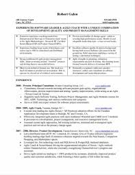 Scrum Master Resume enterprise project management resume Tolgjcmanagementco 74