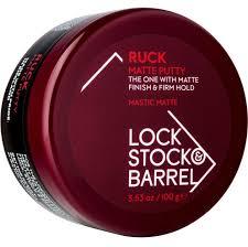 <b>Lock Stock & Barrel</b> Ruck Matte Putty - <b>Матовая</b> мастика для ...
