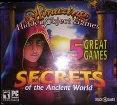 A great journey awaits you in games such as murder in new york and deadtime. Amazing Hidden Object Games Secrets Of The Ancient World Pc E2 734113029190 Ebay