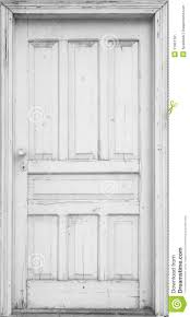 white door.  White White Door To Door