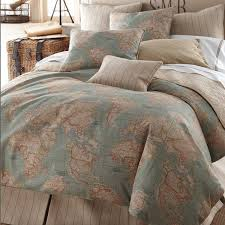legacy home world map bedding by legacy from the home