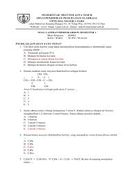 Soal uts mata pelajaran bahasa jawa kelas 4 sd dari soal pilihan ganda, isian singkat, dan uraian. Soal Dan Pembahasan Kimia Hidrokarbon Kelas 11 Kumpulan Contoh Surat Dan Soal Terlengkap