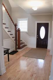 Sherwin Williams Light Beige Updated Foyer With Accessible Beige By Sherwin Williams