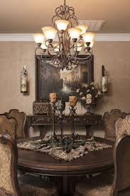 style dining room paradise valley arizona love: tuscan style love the wall color